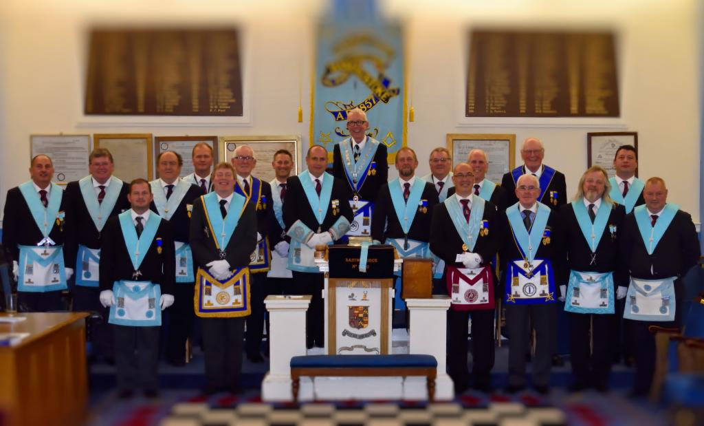 2018 Lodge Officers
